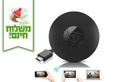 דונגל אלחוטי 4K בחיבור HDMI
