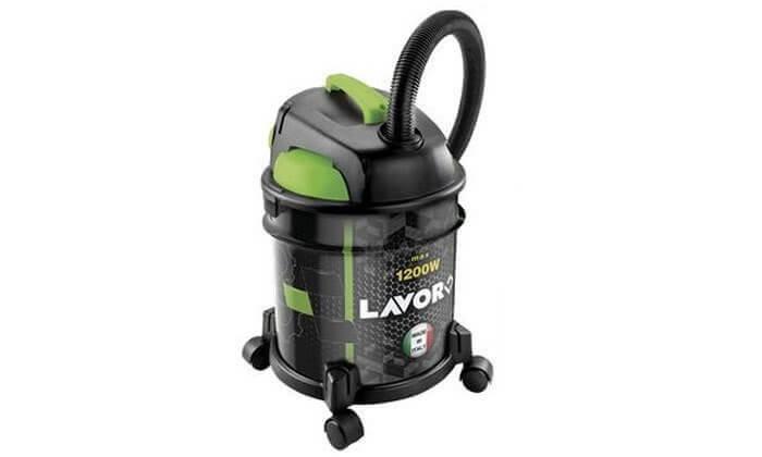 4 שואב אבק יבש או רטוב 20 ליטר