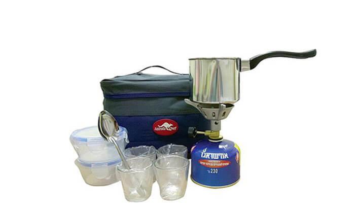 5 ערכת קפה מהודרת מתוצרת AUSTRALIA CHEF