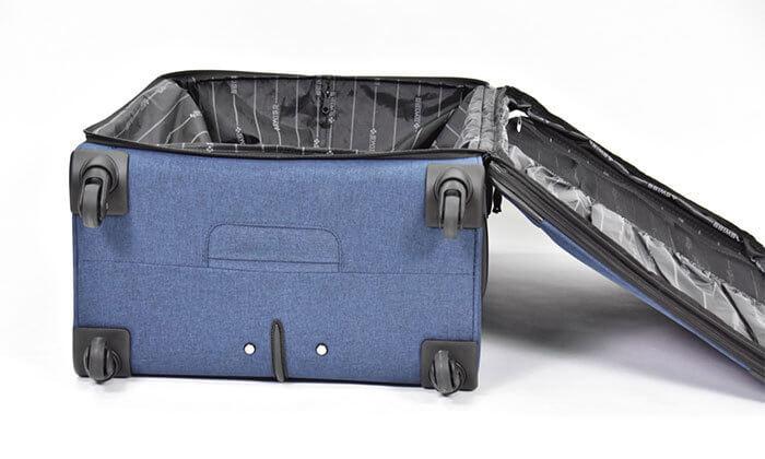 3 מזוודות Swiss בגדלים שונים