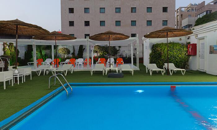 3 דיל חגיגת קיץ: יום כיף במלון לאונרדו ביץ' תל אביב