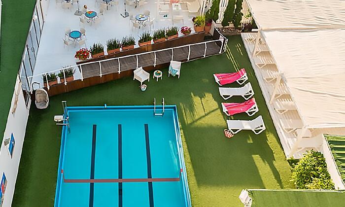4 דיל חגיגת קיץ: יום כיף במלון לאונרדו ביץ' תל אביב