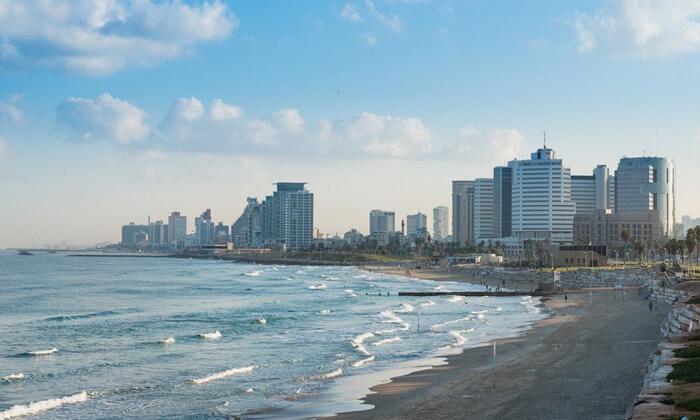5 דיל חגיגת קיץ: יום כיף במלון לאונרדו ביץ' תל אביב