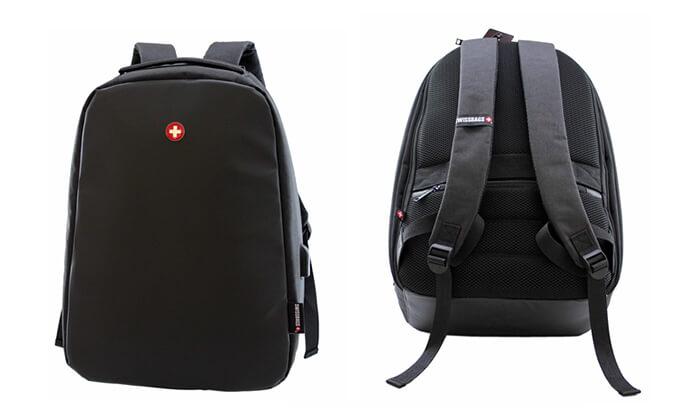 3 מבחר תיקי SWISS BAG נגד כייסים