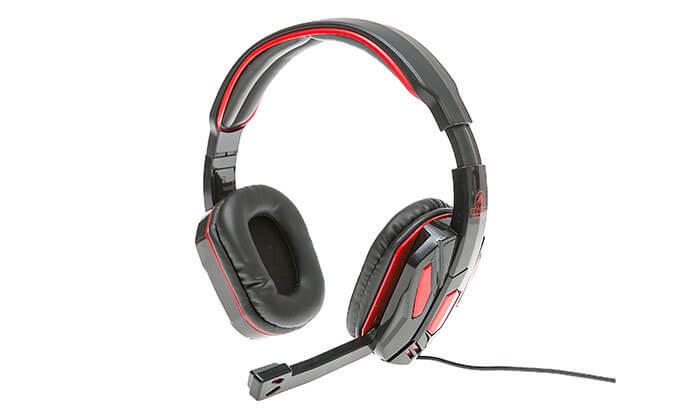 2 אוזניות לגיימרים DRAGON