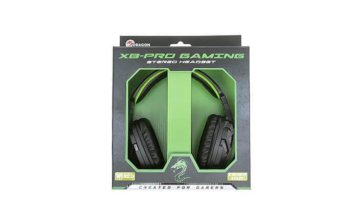 3 אוזניות לגיימרים DRAGON