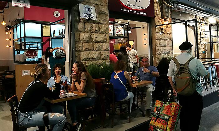 4 שובר הנחה למסעדת סושי קבב הכשרה, שוק מחנה יהודה