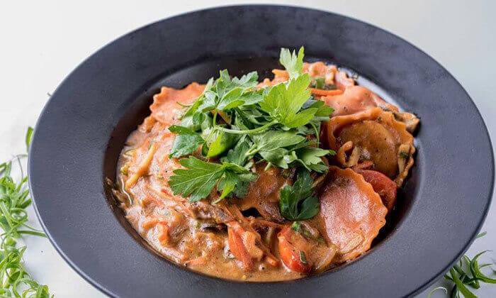 5 ארוחה איטלקית זוגית במסעדת קריולו, בעיר העתיקה בבאר שבע