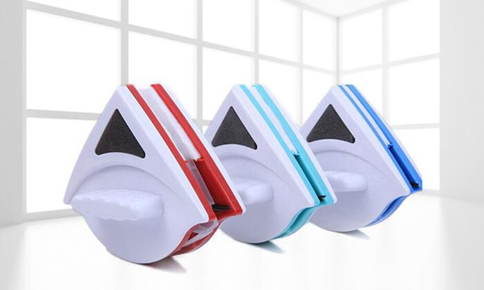 ברצינות מגב דו-צדדי לניקוי חלונות - משלוח חינם! | גרו (גרופון) QW-42
