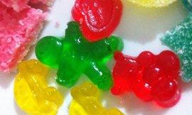 סדנה להכנת סוכריות גומי