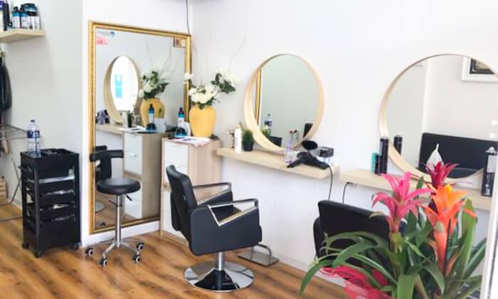 7 טיפולי שיער אצל איתי אחוון - מעצב שיער, חולון