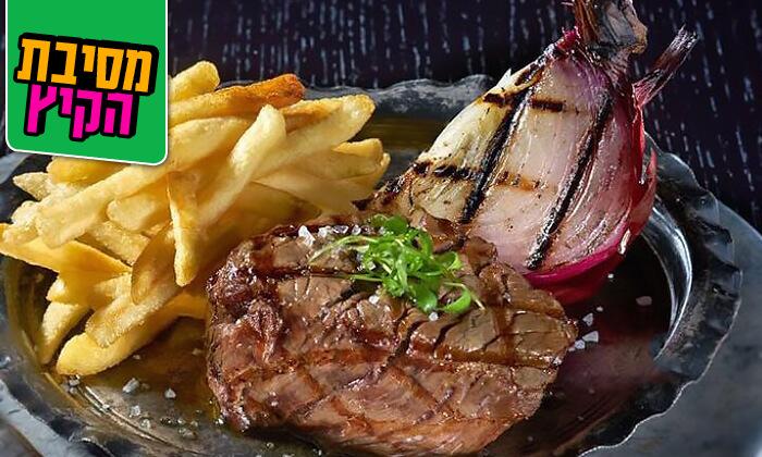 7 ארוחה זוגית במסעדת לחם בשר הכשרה בטיילת נתניה