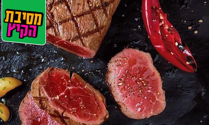 10 ארוחה זוגית במסעדת לחם בשר הכשרה בטיילת נתניה