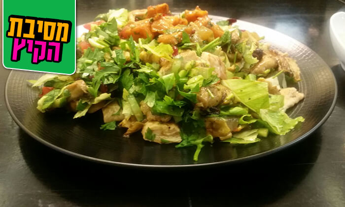6 ארוחה בשרית במסעדת צנעני הכשרה, בני ברק