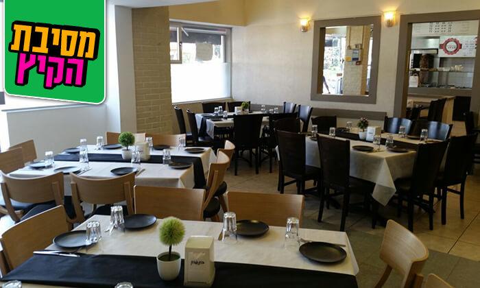 8 ארוחה בשרית במסעדת צנעני הכשרה, בני ברק