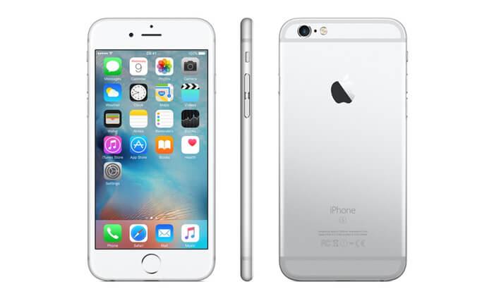 2 אייפון S6 נפח 64GB