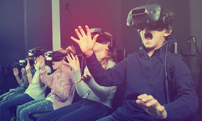 3 דיל חגיגת קיץ: חדרי מציאות מדומה אסקייפ רום תל אביב