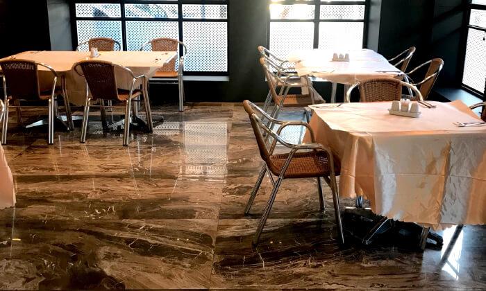 3 ארוחה בשרית במסעדת מלך השיפודים, ההגנה תל אביב