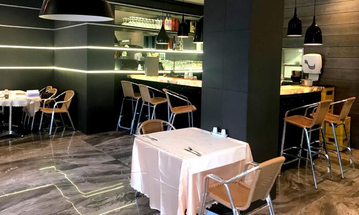 4 ארוחה בשרית במסעדת מלך השיפודים, ההגנה תל אביב