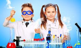 סדנאות מדע לילדים ולהורים