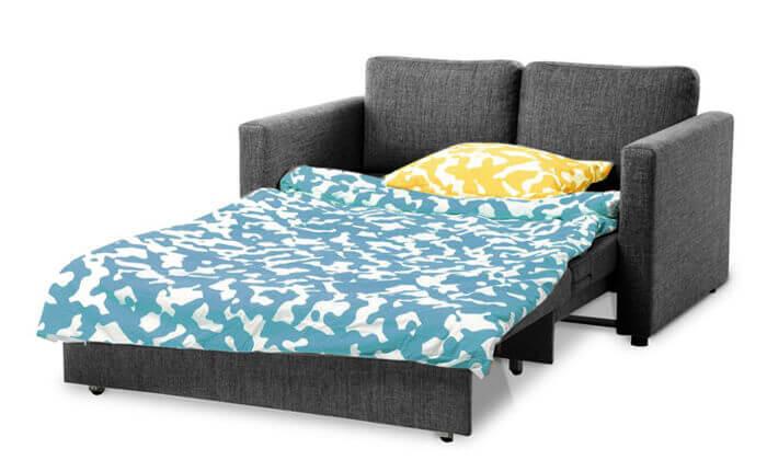 5 שמרת הזורע: ספה נפתחת למיטה