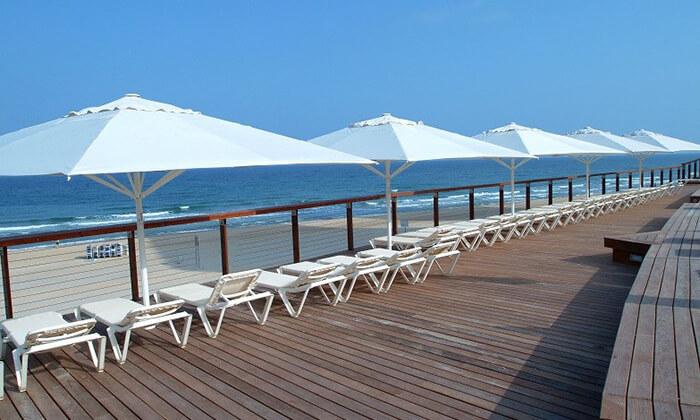 9 דיל חגיגת קיץ: יום כיף במלון דניאל - ספא שיזן, הרצליה