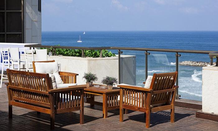 10 דיל חגיגת קיץ: יום כיף במלון דניאל - ספא שיזן, הרצליה