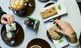 ארוחת בוקר לזוג-loveat ברזילי