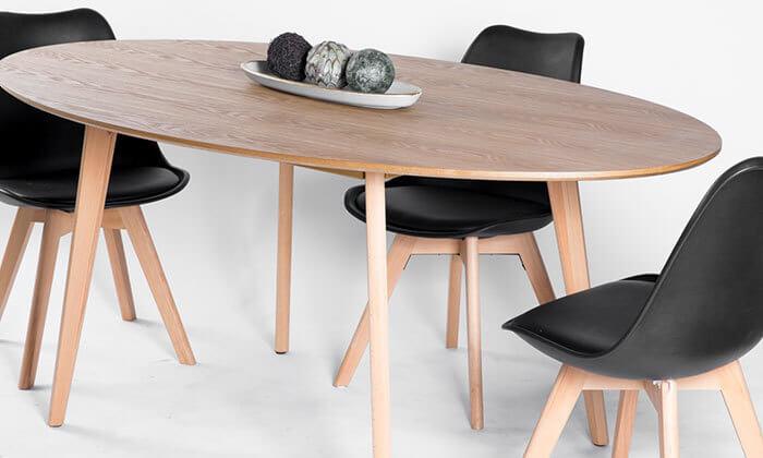7 שולחן פינת אוכל