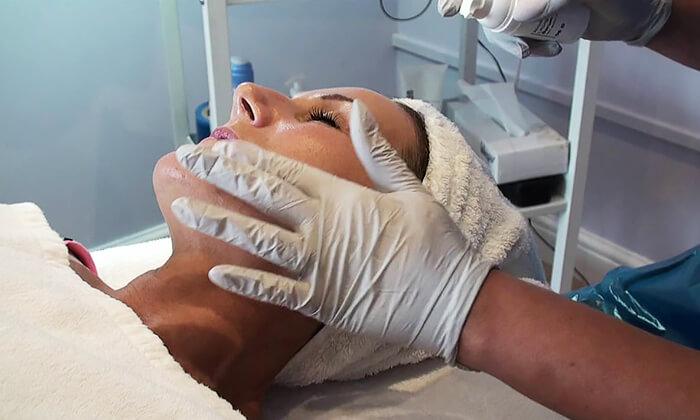 2 טיפולי פנים מתקדמים במרכז לטיפוח, יופי וקוסמטיקה מתקדמת, ראשון לציון
