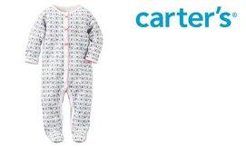 פיג'מת כותנה לתינוק Carter's