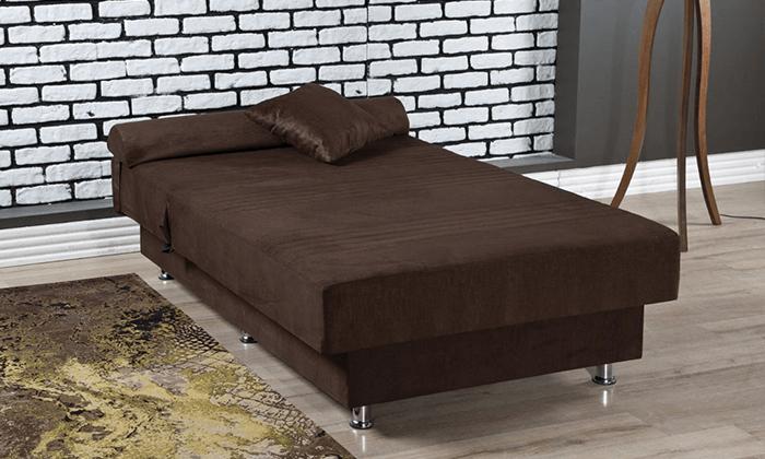 6 מיטת נוער ברוחב וחצי ברדקס BRADEX