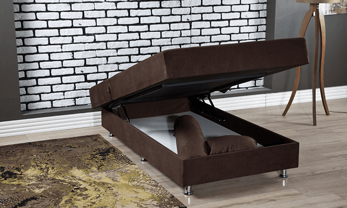 8 מיטת נוער ברוחב וחצי ברדקס BRADEX