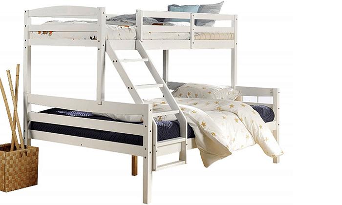 3 מיטת קומותיים לילדים ונוער ברדקס - BRADEX