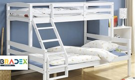מיטת קומותיים לילדים CRISTALL