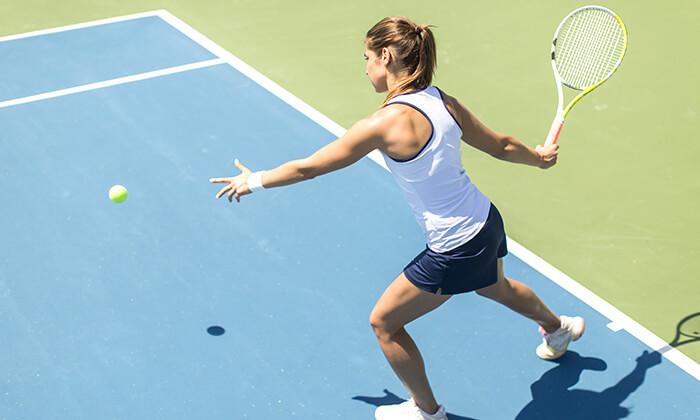 2 קורס טניס בבית הספר Vamos Tennis, חיפה