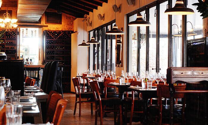 9 ארוחה זוגית איטלקית באיטלקייה בתחנה, נווה צדק