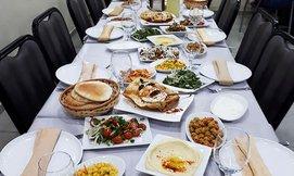 ארוחה זוגית במסעדת לארין