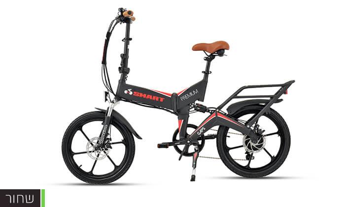 5 אופניים חשמליים SMART BIKE