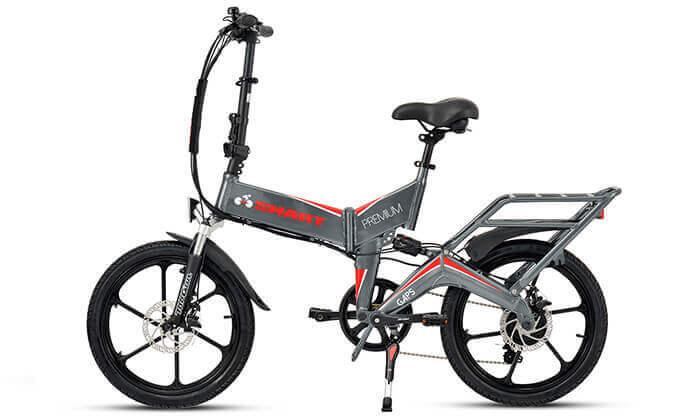 6 אופניים חשמליים SMART BIKE