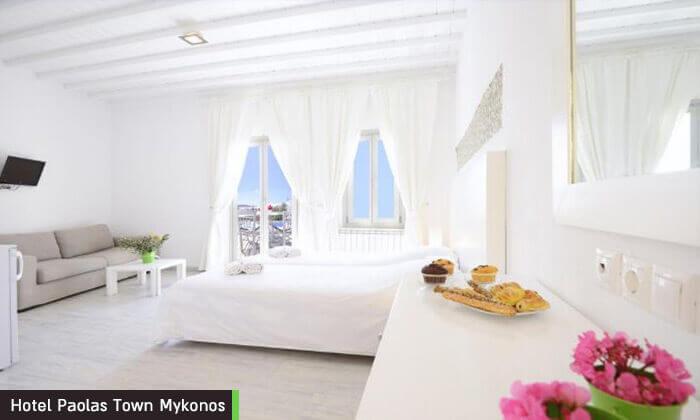 """10 דיל חגיגת קיץ: חופשה במיקונוס, האי הקסום ביותר ביוון, כולל סופ""""ש"""