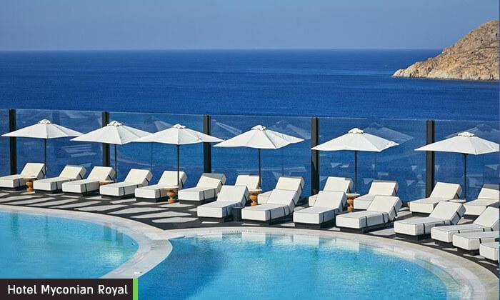 """4 דיל חגיגת קיץ: חופשה במיקונוס, האי הקסום ביותר ביוון, כולל סופ""""ש"""