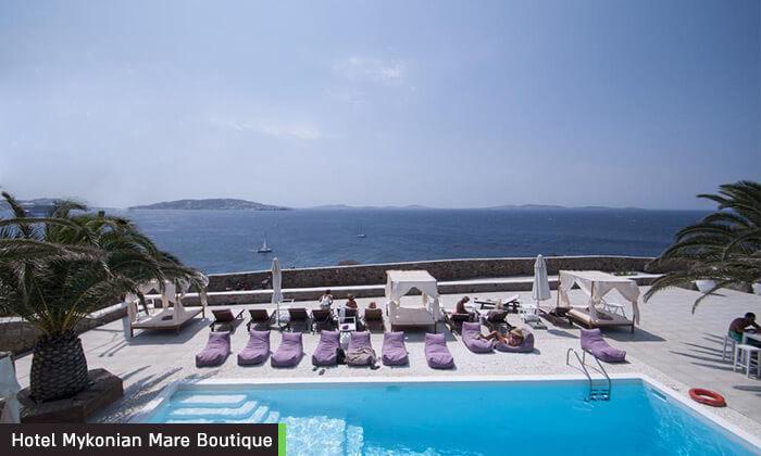 """12 דיל חגיגת קיץ: חופשה במיקונוס, האי הקסום ביותר ביוון, כולל סופ""""ש"""