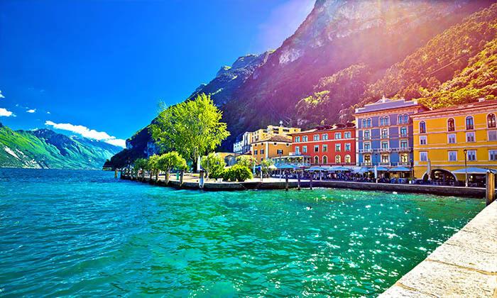 9 דיל חגיגת קיץ: טיול פארקים למשפחות בצפון איטליה, כולל חגים