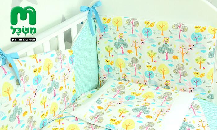 3 משכל: ריהוט לחדר תינוקות