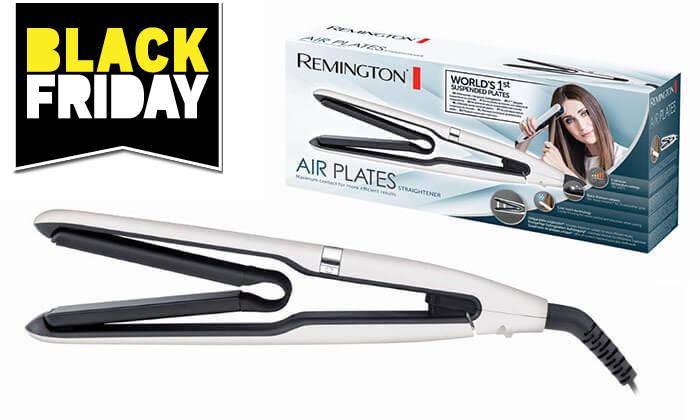 2 מחליק שיער קרמי REMINGTON - משלוח חינם !