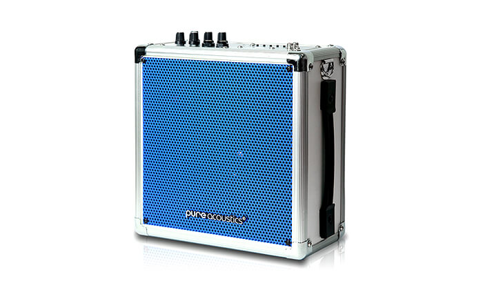5 מערכת קריוקי עם מיקרופון אלחוטי - משלוח חינם!
