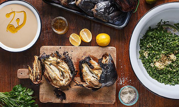 5 דיל חגיגת קיץ: ארוחת בופה במסעדת מקום בלב, רעננה