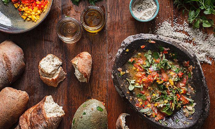 3 דיל חגיגת קיץ: ארוחת בופה במסעדת מקום בלב, רעננה