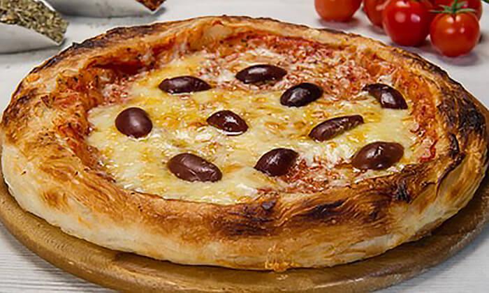 4 פיצה משפחתית בפיצה פרנקל, פלורנטין